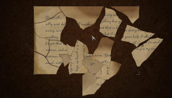 Письмо, Black Mirror
