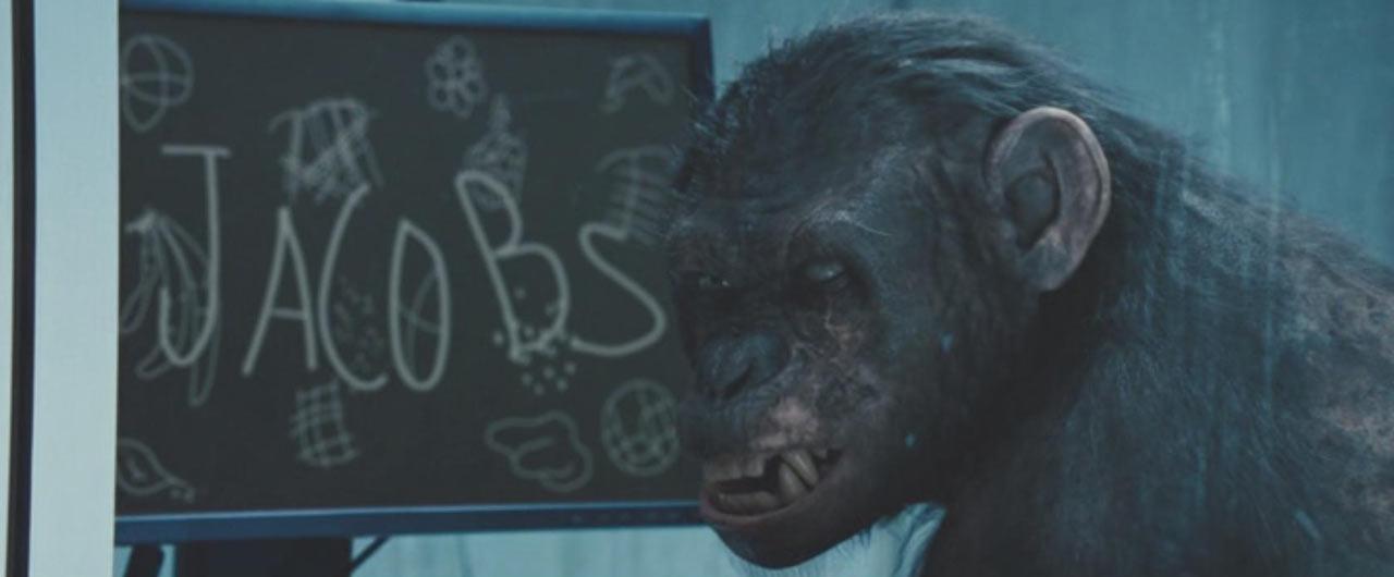 Как снимали восстание планеты обезьян