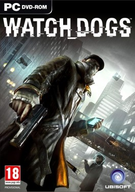 Watch Dogs. Постер