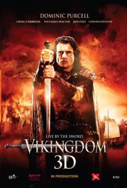 Королевство викингов. Постер