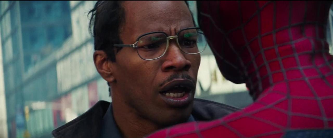 Человек паук 2 актеры