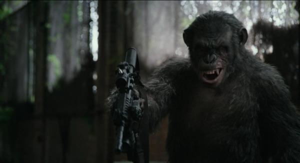 Коба. Планета обезьян. Революция