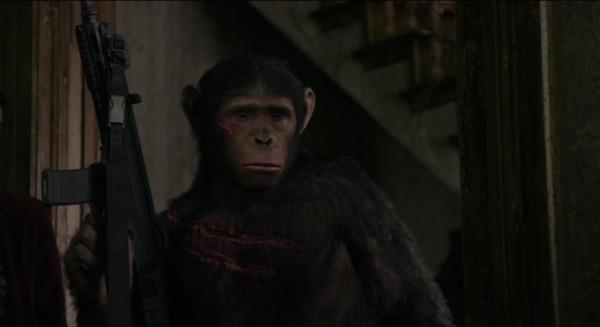Планета обезьян. Революция