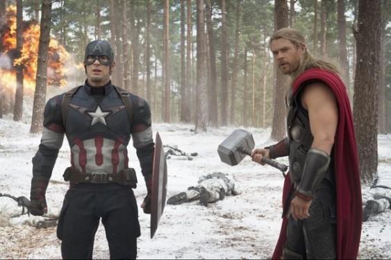 """""""Мстители: Эра Альтрона"""", кадр из фильма"""