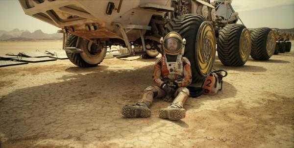 Марсианин, кадр из фильма